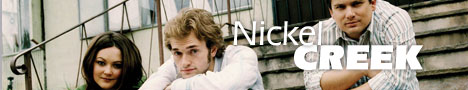 Nickel Creek at CountryTabs.com