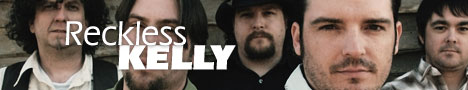 Reckless Kelly at CountryTabs.com